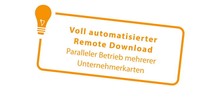 InternetOrtung Voll automatisierter Remode Download